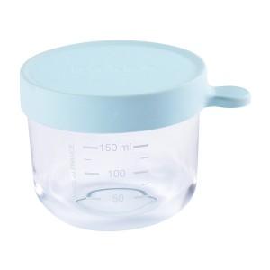 Bote de Conservacion Beaba Portion cristal 150 ml - Azul Accesorios Babycook