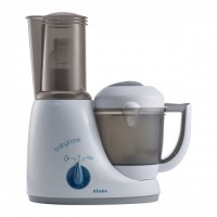 Babycook Original Plus Beaba Grey/Blue