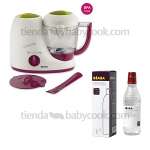 Pack Gipsy + producto de limpieza Packs Babycook