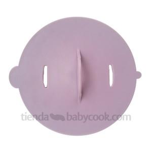 Tapa antisalpicaduras Babycook Original morado Recambios Babycook