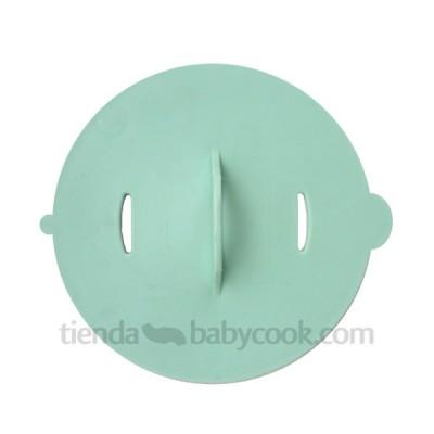 Tapa antisalpicaduras Babycook Original verde agua Recambios Babycook