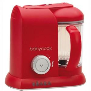 Babycook Solo Rojo Babycook